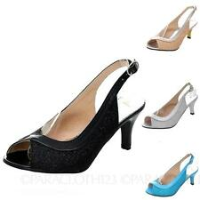 Party Solid Med (1 in. to 2 3/4 in.) Shoes for Women