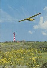 Postcard 1095 - Aircraft/Aviation Haamstede Burgh Westenschouwen Vuurtoren