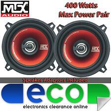 """Subaru Impreza 1993-2007 MTX 5.25"""" 400 Watts 2 Way Front Door Car Speakers & Kit"""