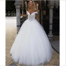 Hot New white/ivory wedding dress custom size 2-4-6-8-10-12-14-16-18-20-22+++++