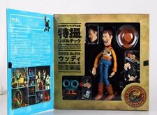 Cartoon Toy Story Woody Series NO. 010 Sci-Fi Revoltech Special PVC 16cm