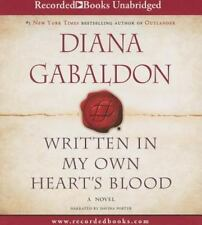 OUTLANDER: Written in My Own Heart's Blood by Diana Gabaldon (2014, CD), NEW