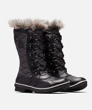SOREL Winter Snow Boots Womens UK3 AU5, 22cm Tofino waterproof Faux Fur Like New
