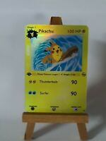 Pikachu Proxy Custom Pokemon Card in Holo