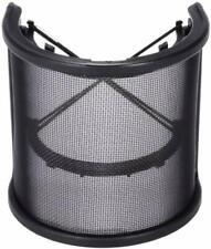 Zacro Double Layer Microphone Mic Windscreen Pop Filter, Recording Studio Metal