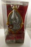 hand crafted glass Christmas Ornament Rare Wizard of Oz tin man Kurt S. Adler