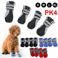 2019 Small Dog Shoes Protective Anti Slip Pet Rain Boots Booties Sock