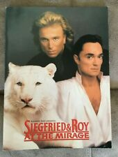 1994 Kenneth Feld presents SIEGRIED & ROY At the Mirage Show Program