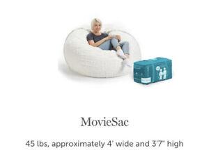 Lovesac Moviesac Beanbag Insert