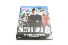Doctor Who: The Complete Series Seven (Blu-ray Disc, 2013, 4-Disc Set)