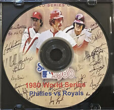 1980 Philadelphia Phillies World Series Season-Schmidt, Carlton, Rose, McGraw +
