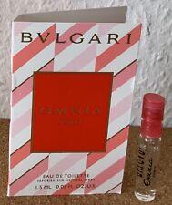 😎 BVLGARI - OMNIA CORAL  - EDT Parfum Probe für SIE