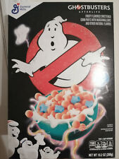 Ghostbusters Afterlife Cereal