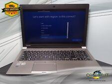 "15.6"" Toshiba Tecra Z50 Intel i7 4th Gen 8GB 512GB SSD Gaming Laptop Win 10 Pro"