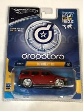 Hot Wheels Dropstars Hummer H3 Phat Lip Custom Red Model 1:50 Scale G7064