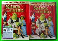 Shrek the Third DVD Brand New Factory Sealed