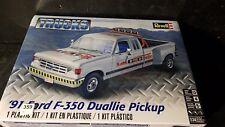 Revell 85-4376 1991 Ford F-350 Duallie Pickup TRUCK 1/24 MODEL CAR MOUNTAIN FS