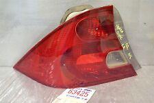 2001 2002 2003 Honda Civic Coupe 2 dr Left Driver oem tail light 25 5E4