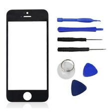 USA Front Outer Screen Glass Lens Replacement Part Black For iPhone 5/5c/5s SE