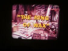 """16mm TV Show Batman """" Ring of Wax """" VG print good color 1200'"""