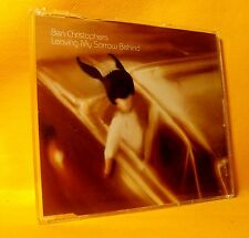 MAXI Single CD Ben Christophers Leaving My Sorrow Behind 3TR 2001 Downtempo