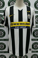 maglia calcio CANNAVARO JUVENTUS TG L 2009-2010 shirt maillot trikot camiseta