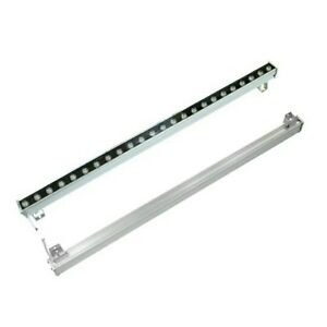 24w 1m LED Wall Washer Light Linear Bar Outdoor Wall Wash Lamp Pure White NEW
