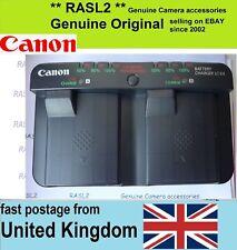 Caricatore ORIGINALE PER CANON LC-E4 LP-E4 EOS 1 DS 1D Mk3 MKIII & MK4 1D Mk IV