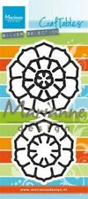 Marianne Craftables Die Cutting & Embossing Succulent (Round) 5pcs CR1430