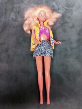 VINTAGE DRESSED BLONDE  BARBIE BENT BENDABLE LEG MATTEL INC. 1966