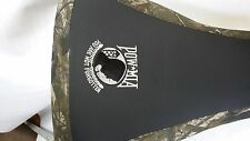 polaris sportsman 850 XP 550 XP camo /black seat  cover  POW MIA