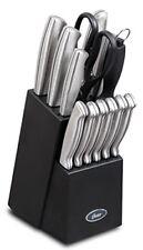 14 Piece Professional Knife Block Set Chef Kitchen Baldwyn Knives Cutlery Sharp