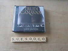TRUDI CANAVAN AGE OF FIVE BOOK 3  - VOICE OF THE GODS - 5 CD AUDIO BOOK