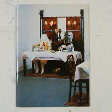 konzert programm SCHOTTISCHE OPERA blaubart`s castle 1990