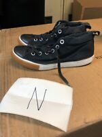 Kids Converse All Star 661908F Sneakers Black Size 5