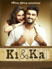 Ki and Ka (2016) - Kareena Kapoor, Arjun - bollywood hindi movie dvd - Ki & ka