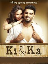 Ki and Ka (2016) - Kareena Kapoor, Arjun - bollywood hindi movie dvd - Ki & ka