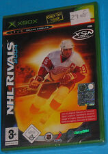 NHL Rivals 2004 - Microsoft XBOX - PAL New Nuovo Sealed