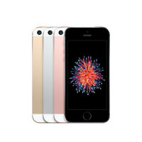 Apple iPhone SE - 16/32/64 GB - Grey, Gold, Silver - New iOS 13! 10/10 Condition