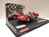 "Slot car SCX Scalextric Carrera 27536 Evolution Ferrari 365 P2 ""NART"" Nº18"