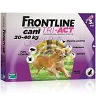 FRONTLINE TRI-ACT 3 PIPETTE 4ML PER CANI DA 20 A 40 KG