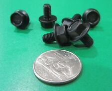 Flanged Tap Bolt, Steel 10.9 Metric, FT, M6 x 1 x 10 mm Length, 200 Pc