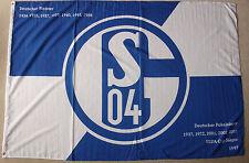 Im Preisvergleich FC Schalke 04 Schwenkfahne die erfolge 100 X 150 Cm