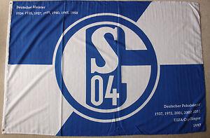 Bayer 04 Leverkusen Fahne Flag 90 x 60 cm Flagge Schwenkfahne