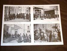 La Rivolta del vino a Narbona nel 1907 Marcellin Albert + Tragedia di Cajanello