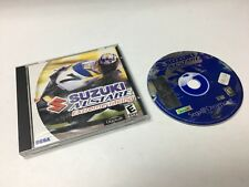 Suzuki Alstare Extreme Racing Dreamcast Sega w/ Manual