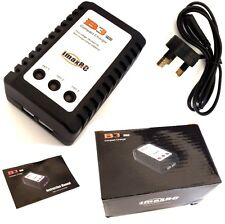 IMAX RC B3 Pro Compact Balance Charger for 2S 3S 7.4V 11.1V Battery F08474 - UK