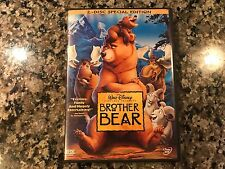 Brother Bear Dvd! Walt Disney.