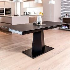 Extending Spanish Ceramic Dining Table Choice of 4 Dining Room