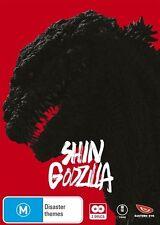 Shin Godzilla (DVD, 2017, 2-Disc Set) BRAND NEW SEALED